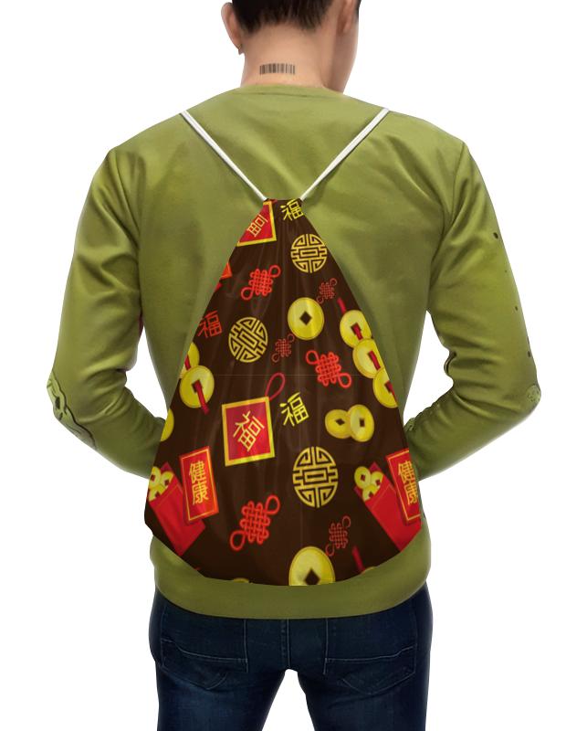 Фото - Printio Рюкзак-мешок с полной запечаткой Китайские символы удачи и достатка printio рюкзак мешок с полной запечаткой китайские символы удачи и достатка