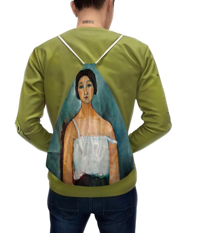 Фото - Printio Рюкзак-мешок с полной запечаткой Кристина (картина модильяни) картина