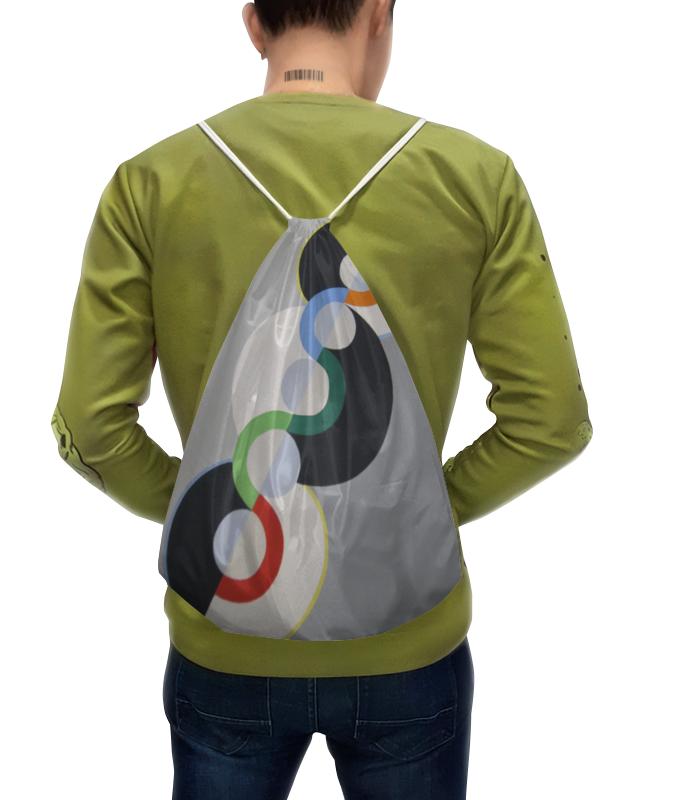 Фото - Printio Рюкзак-мешок с полной запечаткой Бесконечный ритм (робер делоне) делоне н б нелинейная оптика