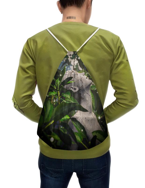Фото - Printio Рюкзак-мешок с полной запечаткой Каменная девушка printio плакат a3 29 7×42 модная девушка в платке фэшн иллюстрация