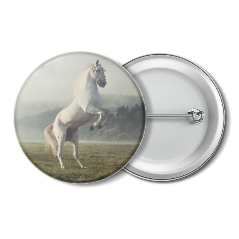Printio Значок Лошадь