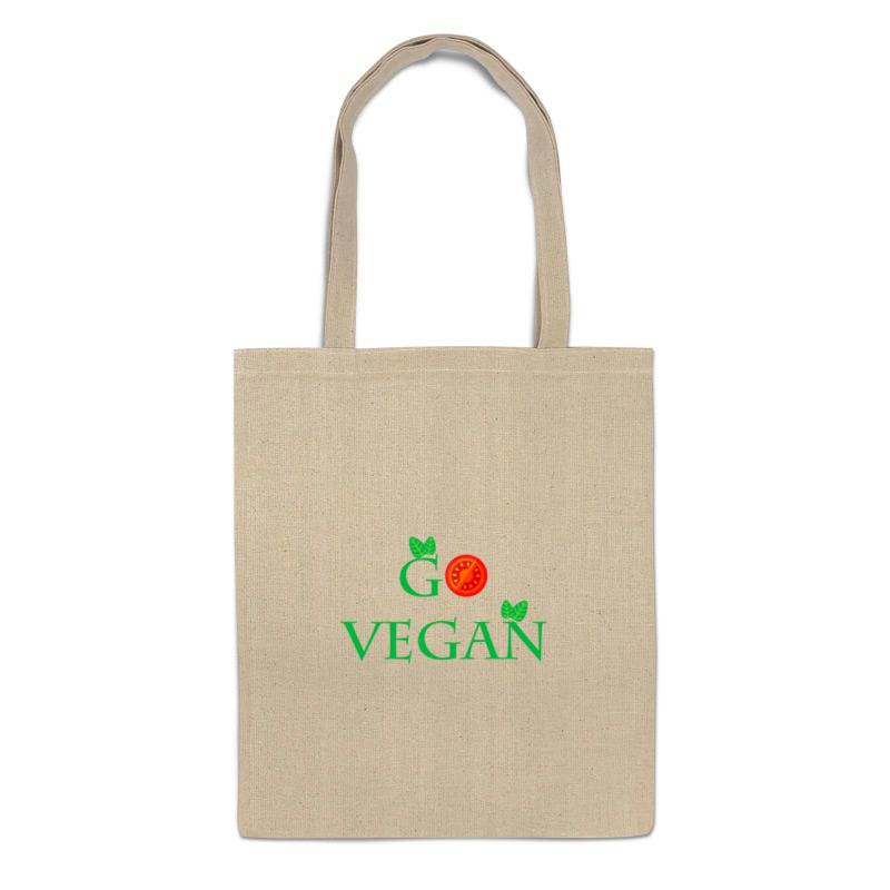 Printio Сумка Go vegan