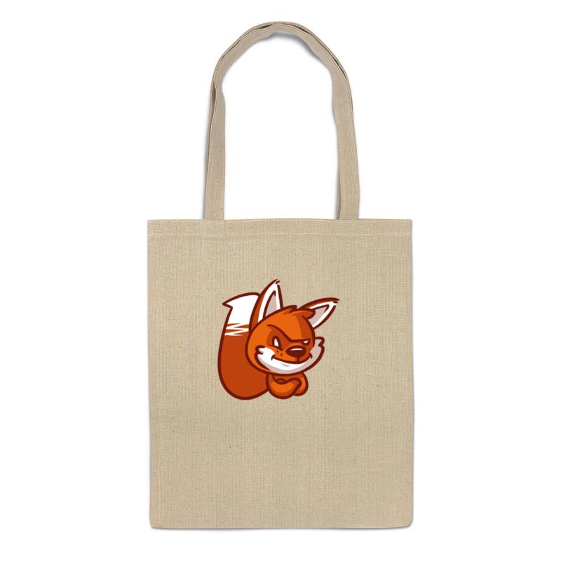 Printio Сумка Лиса (fox) недорого