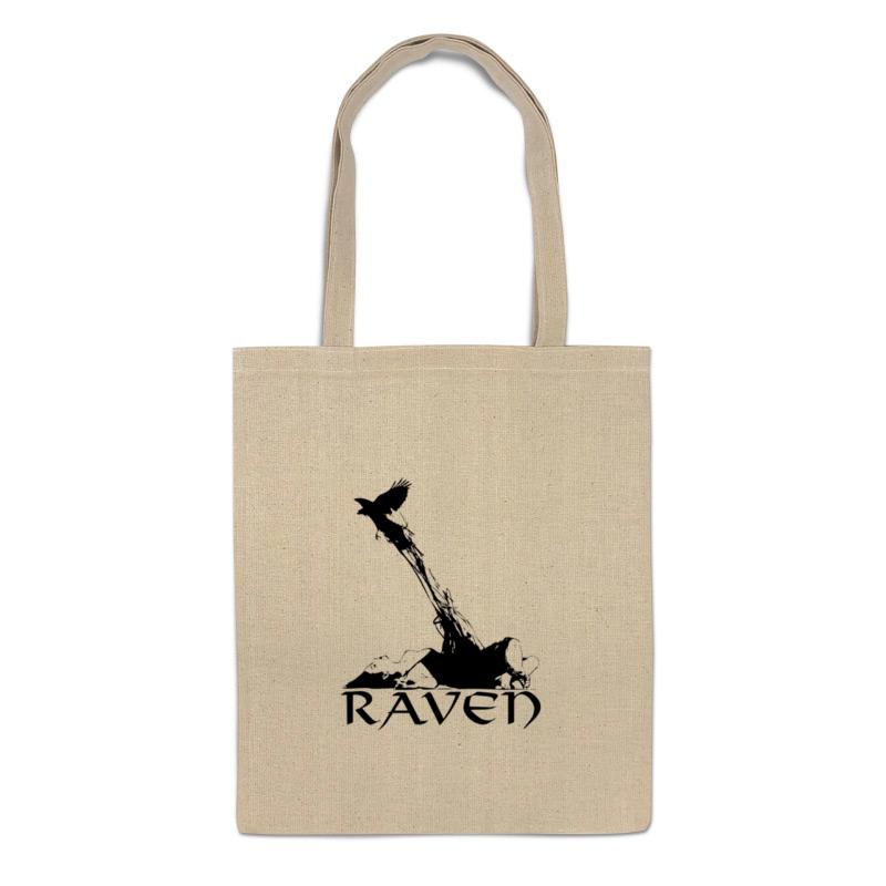 сумка printio thor steinar brand Printio Сумка Raven brand