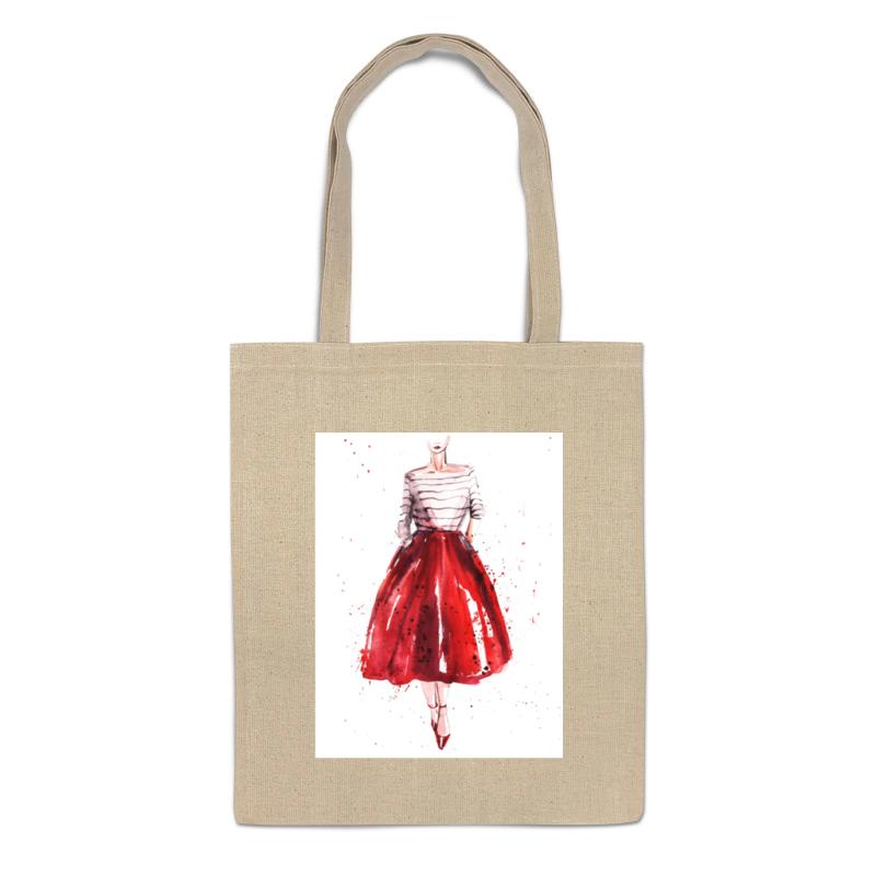 Printio Сумка Red skirt, red lips printio сумка hot lips