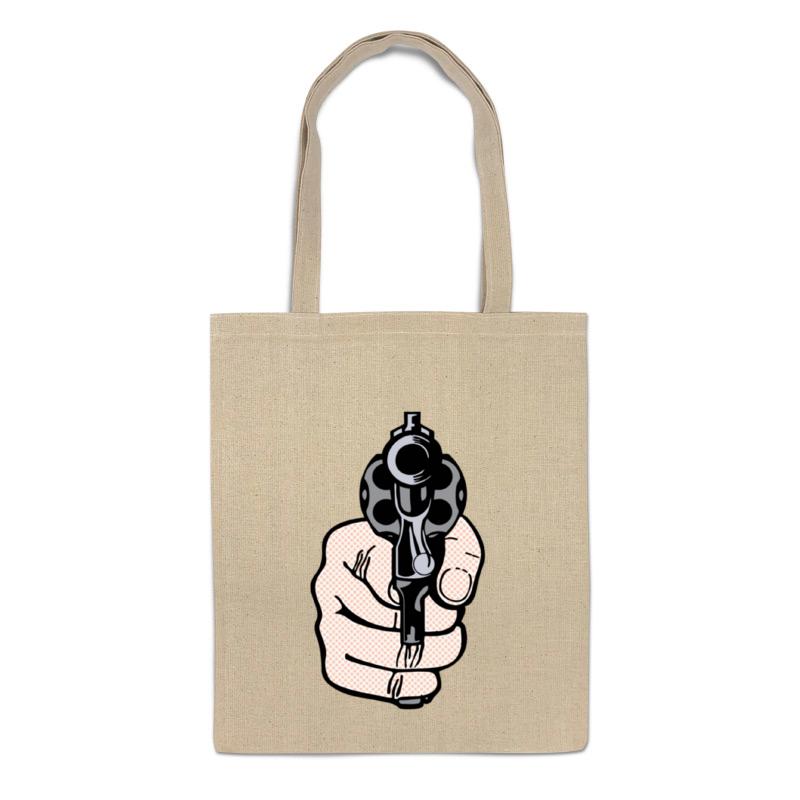 Printio Сумка Рука с пистолетом