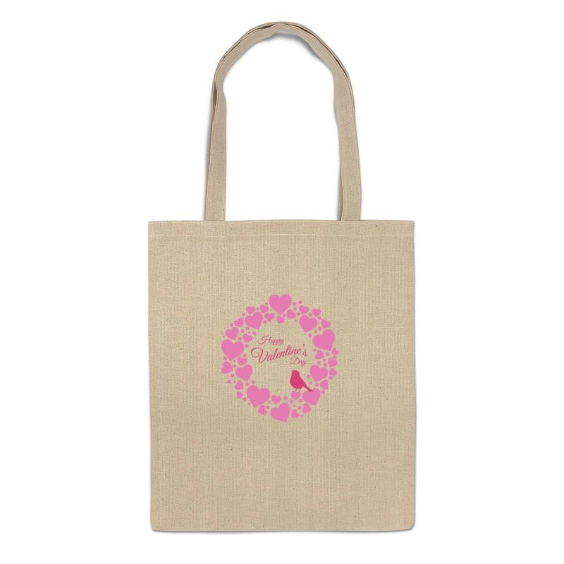 Printio Сумка Valentine t-shirt 2 printio сумка twilight t shirt