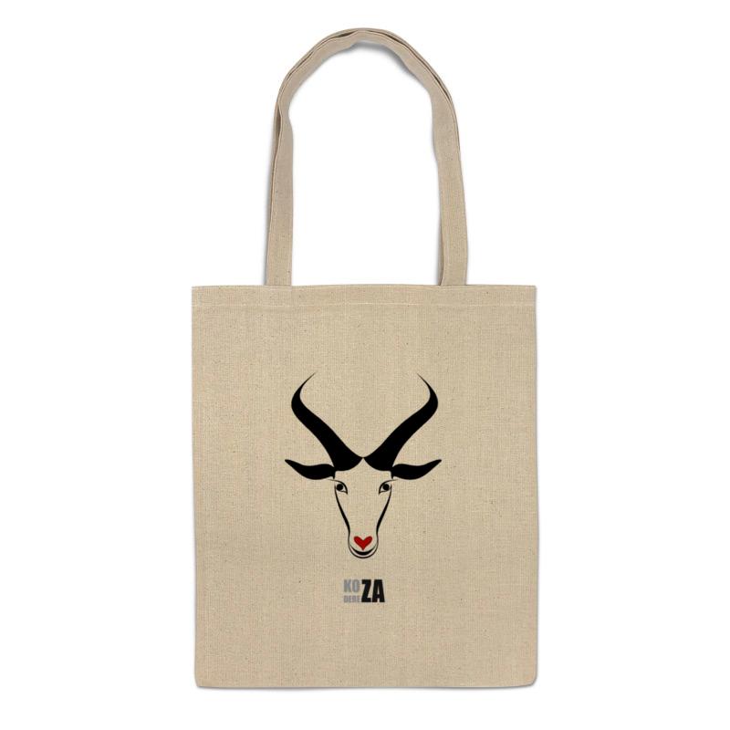 Printio Сумка Коза-дереза. символ 2015 крем для тела коза дереза питательное 175 мл