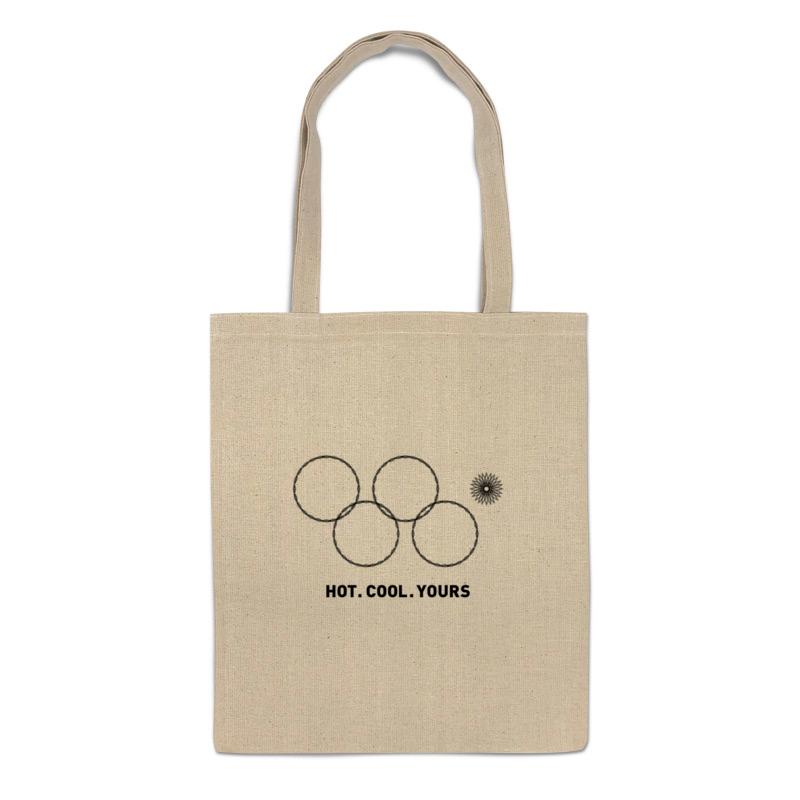 Printio Сумка Олимпийские кольца в сочи 2014