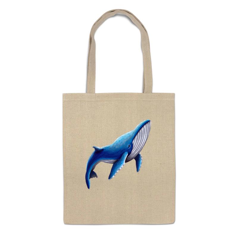 Printio Сумка Синий кит