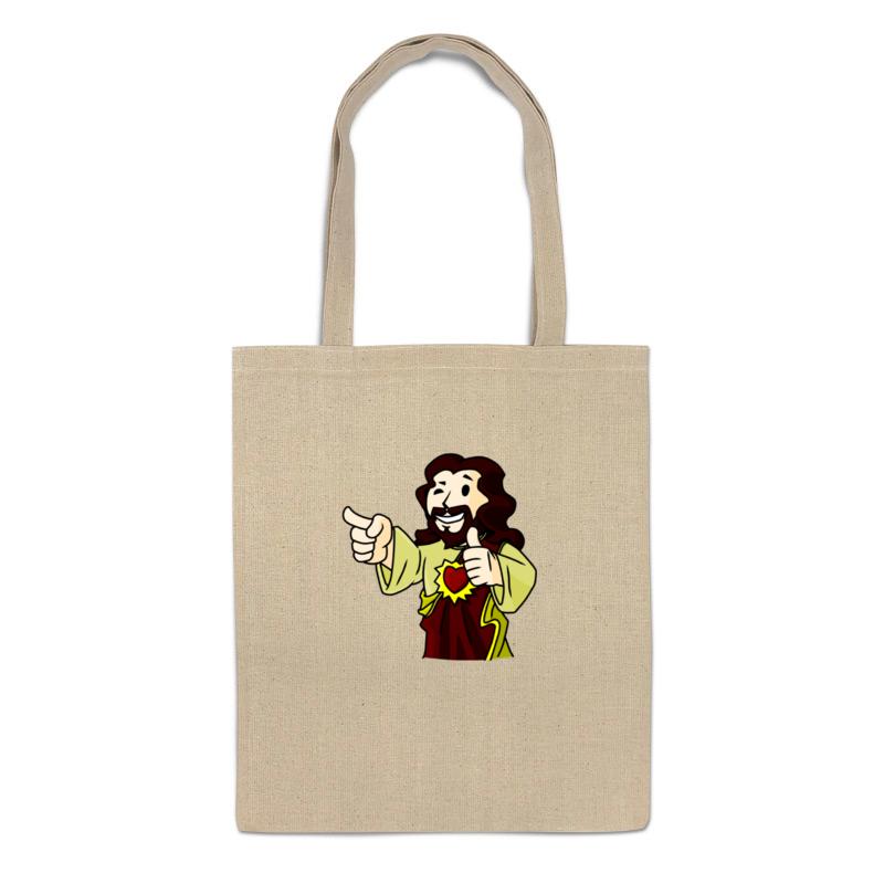 Printio Сумка Иисус (фэллаут) printio сумка фэллаут