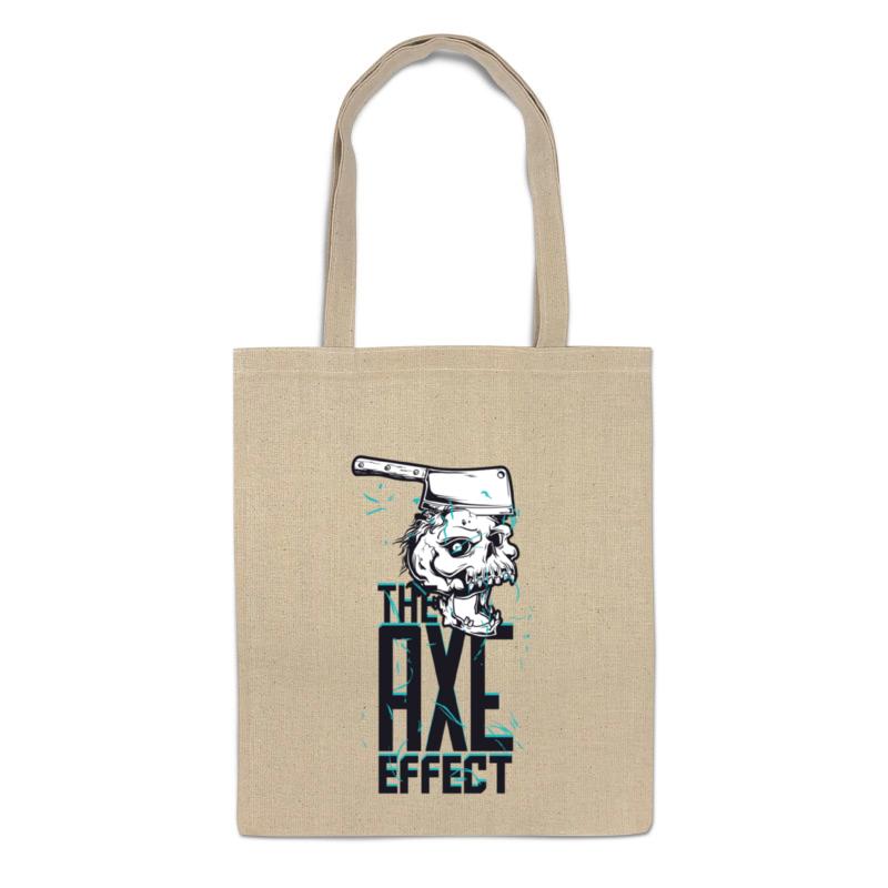 Printio Сумка The axe effect майка классическая printio the axe effect
