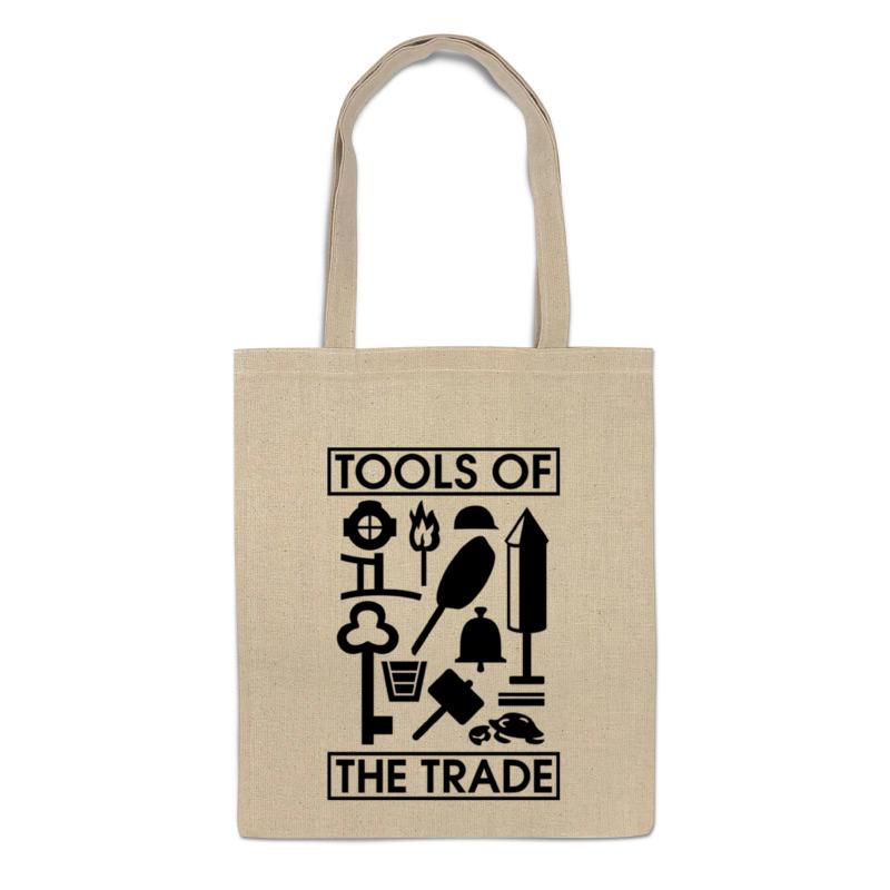 Printio Сумка Инструменты торговли (профессии)