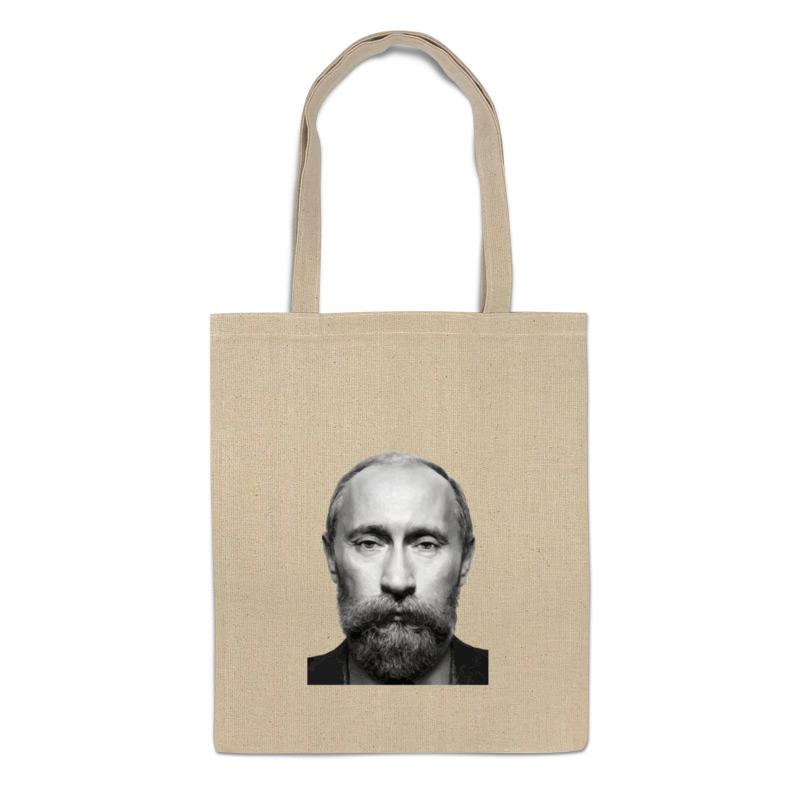 Printio Сумка Путин с бородой printio сумка с абстрактным рисунком