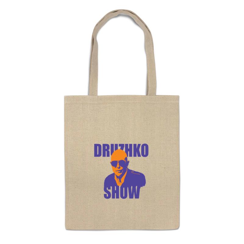 Printio Сумка Druzhko show printio сумка с абстрактным рисунком