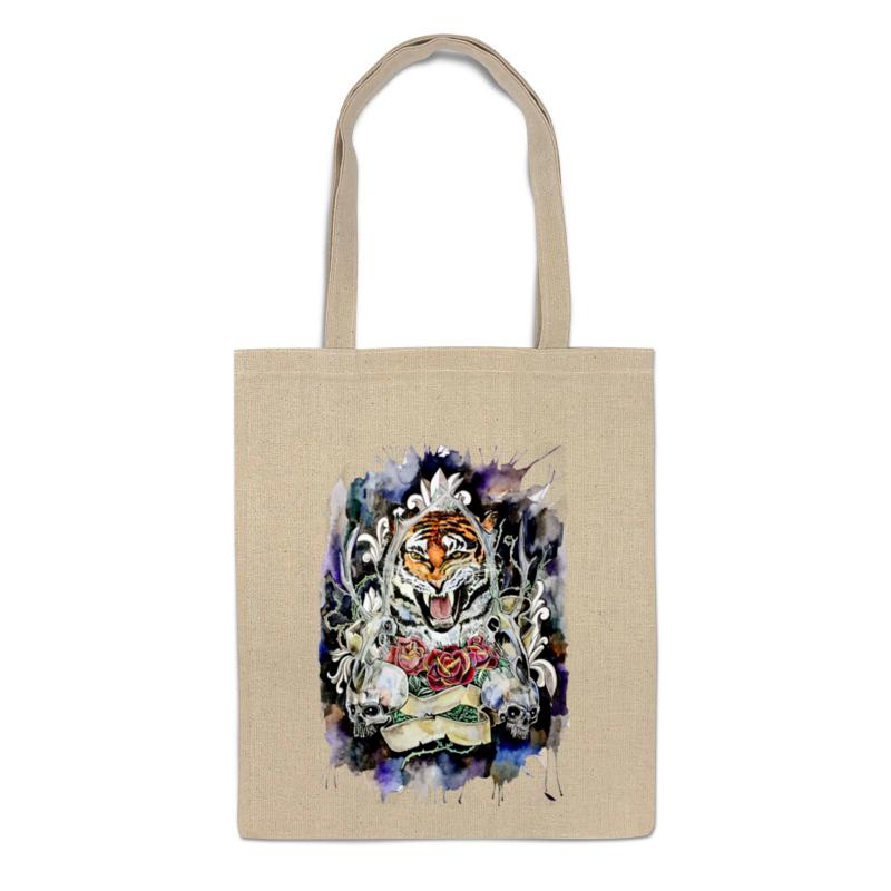 Printio Сумка тигр old school сумка printio тигр old school