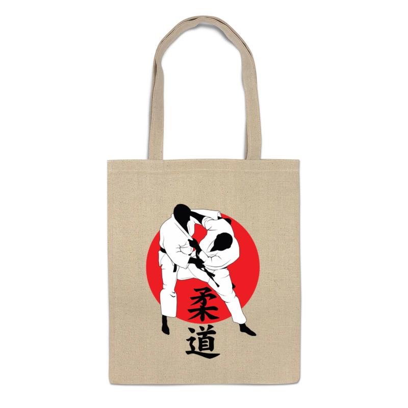 Printio Сумка Дзюдо judo бросок япония