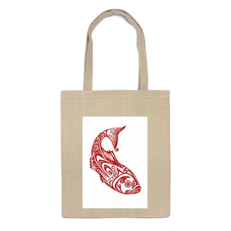 Printio Сумка Рыба стилизованная