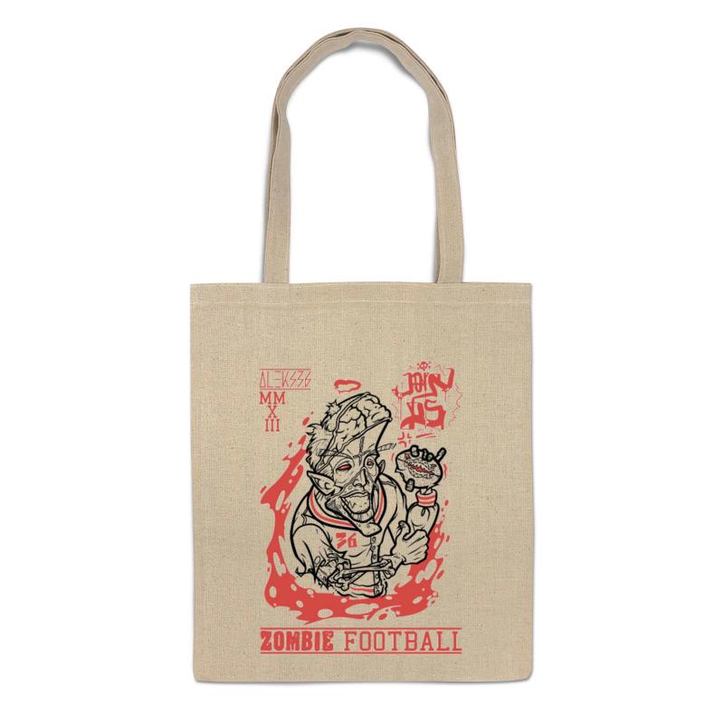 Printio Сумка Zombie football лонгслив printio zombie football