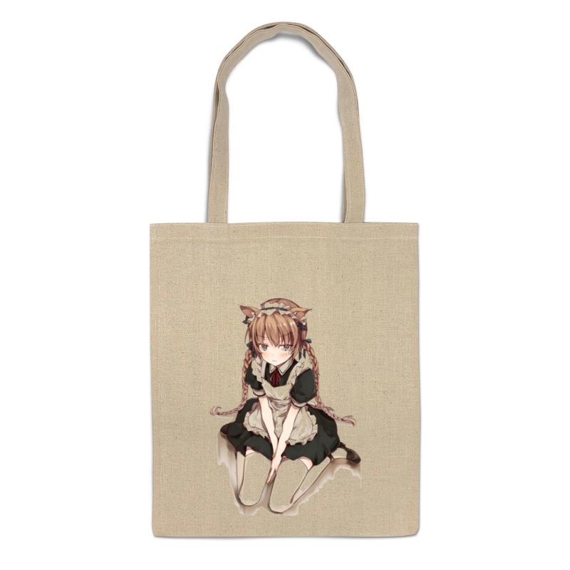 Printio Сумка Nekomaid printio сумка с абстрактным рисунком