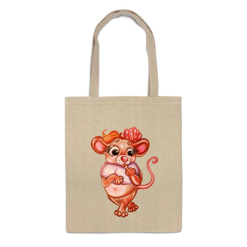 сумка printio мышка Printio Сумка Год мыши
