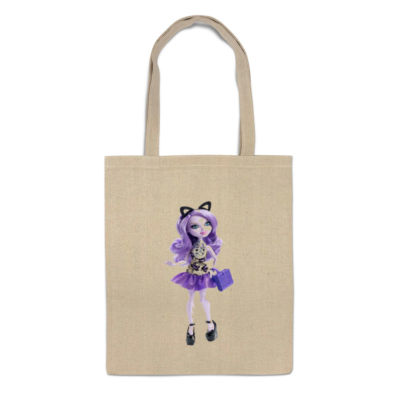 Printio Сумка Самая популярная и любимая кукла- барби . printio сумка барби