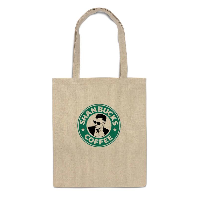 сумка printio shanbucks coffee Printio Сумка Shanbucks coffee