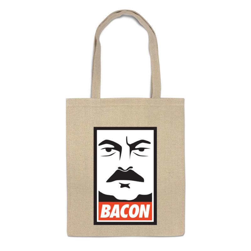 Printio Сумка Bacon (obey)