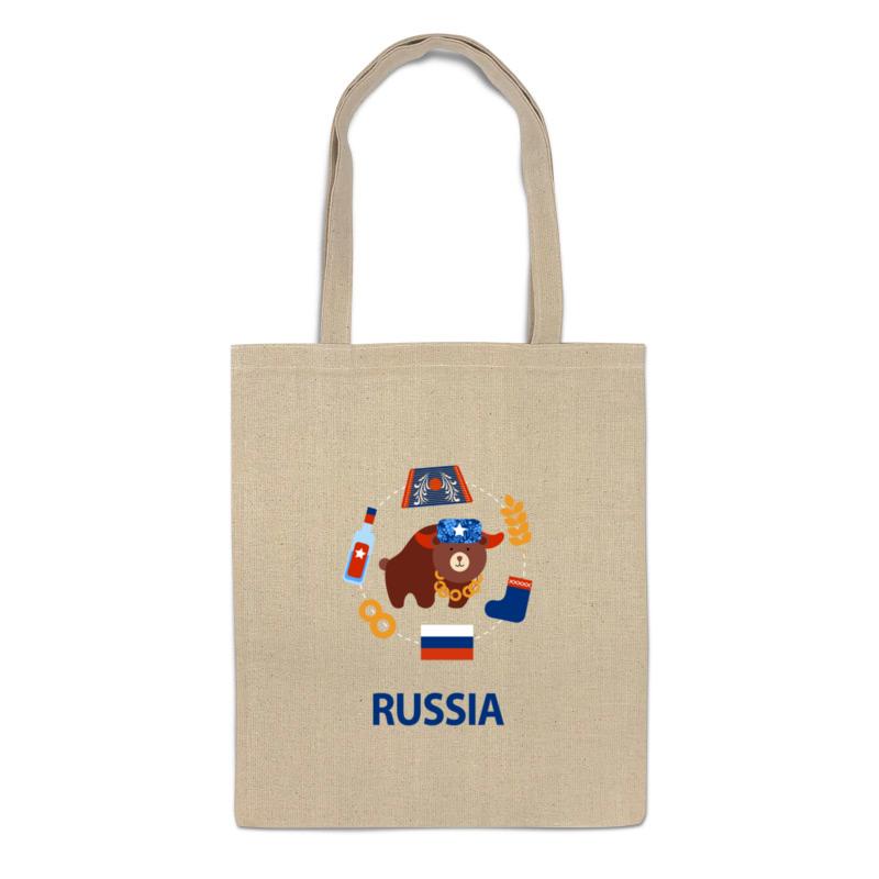 Printio Сумка Россия (russia)