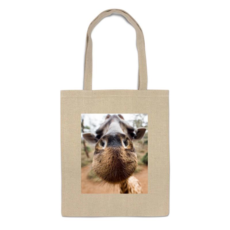 Printio Сумка Нос жирафа