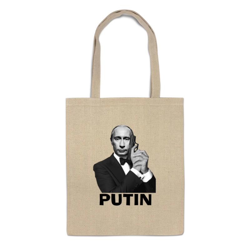 Printio Сумка Путин printio путин like