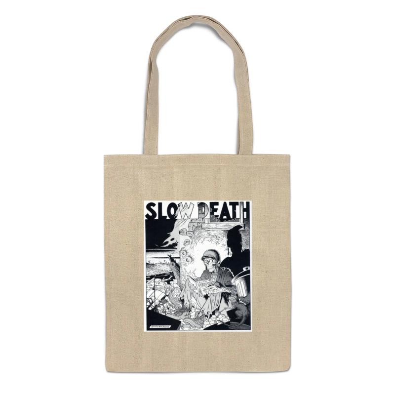 Printio Сумка Slow death t-shirt printio сумка twilight t shirt