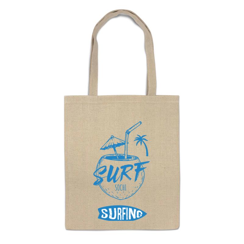 Printio Сумка Сочи серфинг