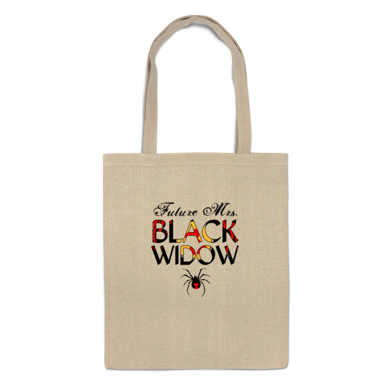 Printio Сумка Черная вдова prada стеганая черная сумка diagramme