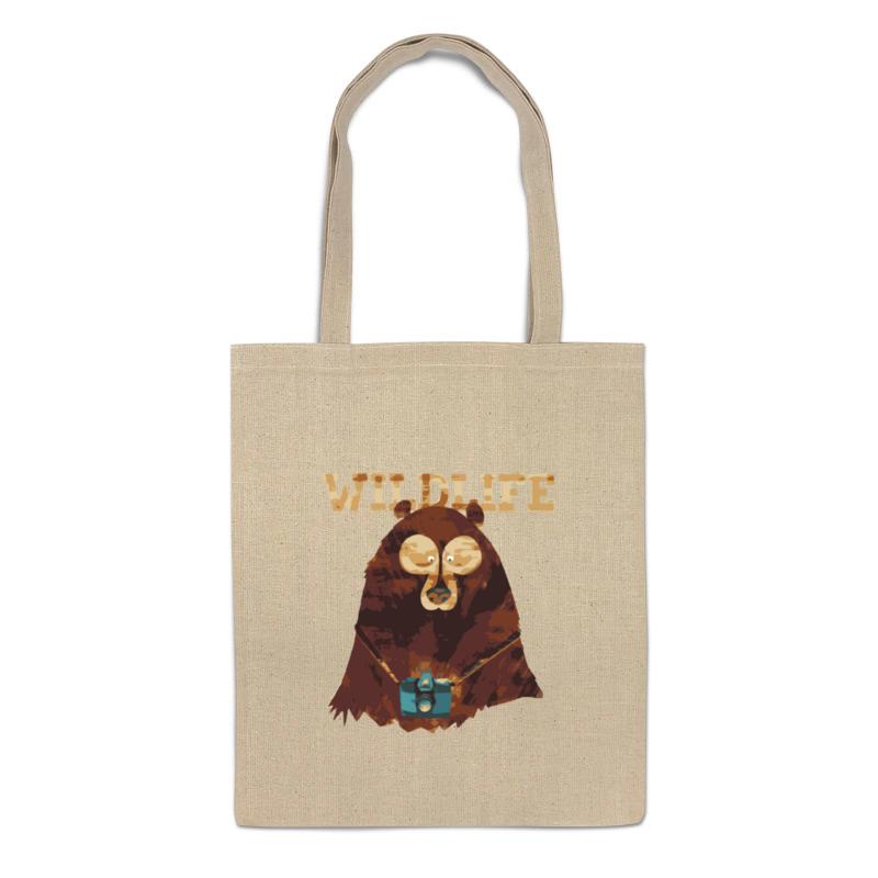 Printio Сумка Wildlife printio сумка с абстрактным рисунком