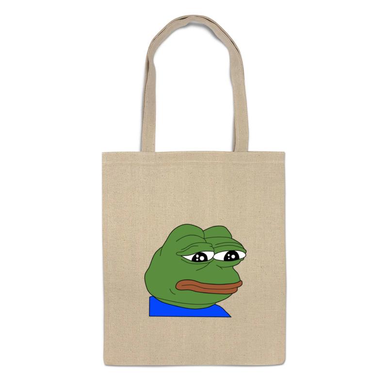 Printio Сумка Sad frog