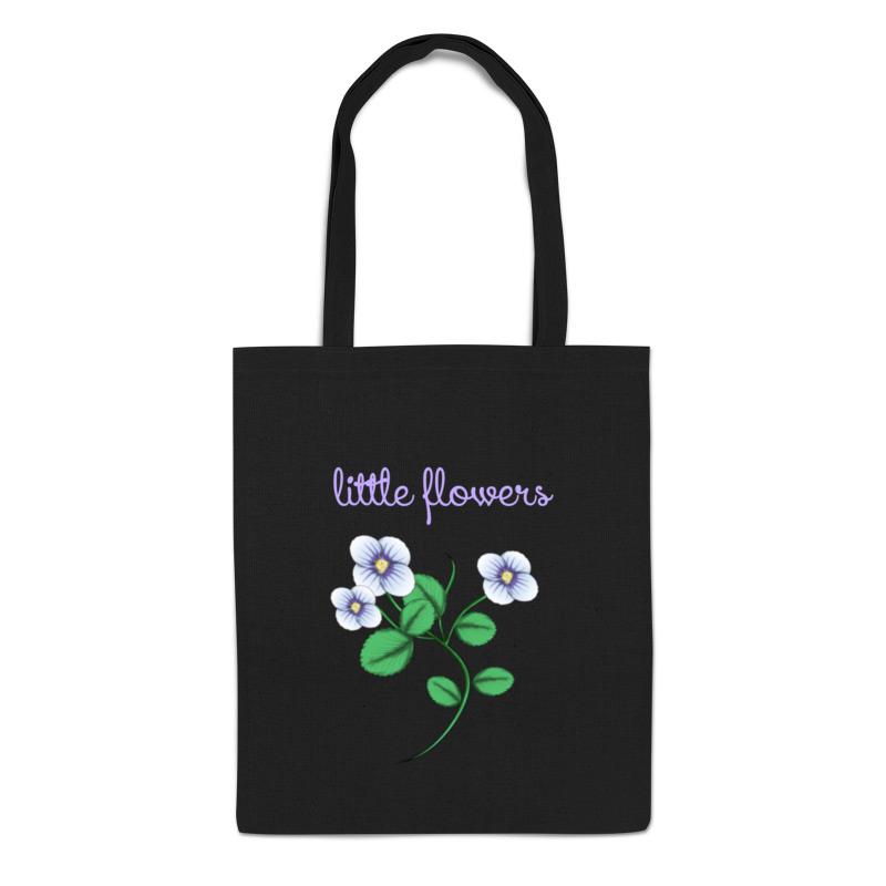 Printio Сумка Маленькие цветы