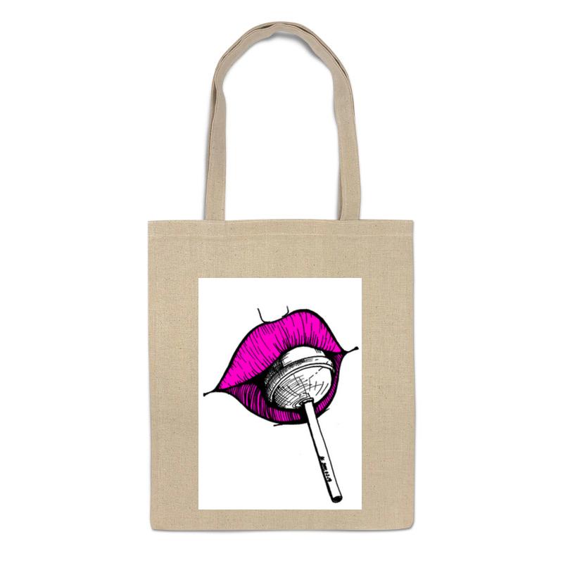 Printio Сумка Pink lips printio сумка hot lips