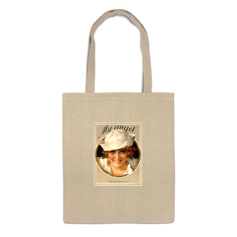 Printio Сумка Мой ангел printio сумка с абстрактным рисунком