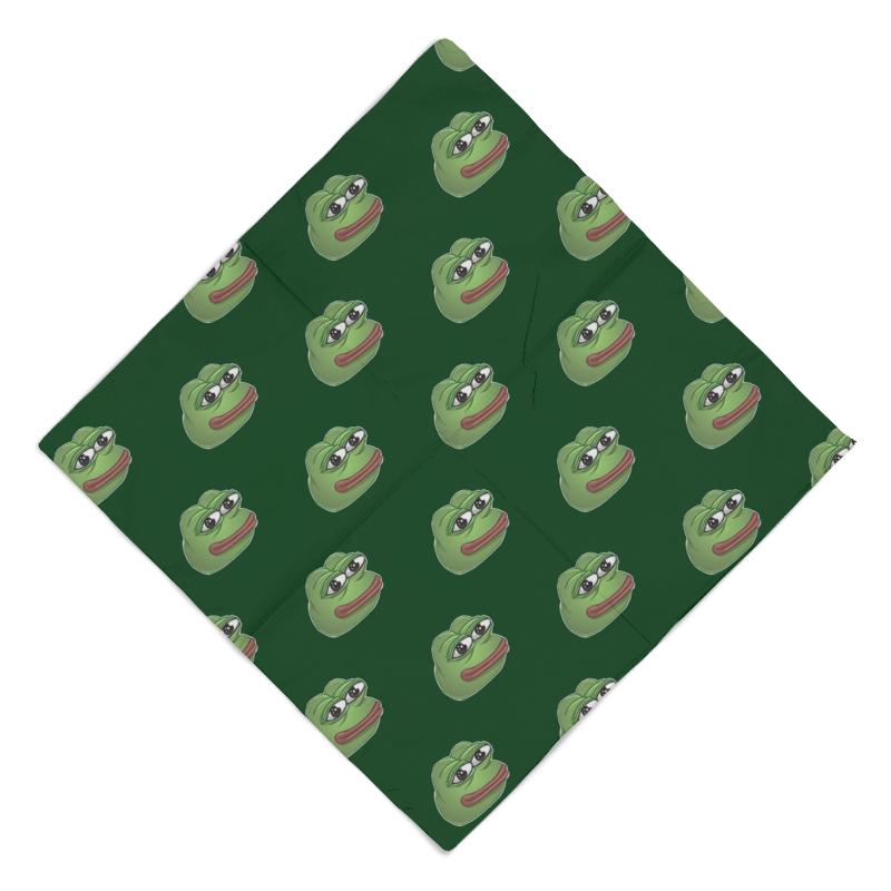 Printio Бандана Pepe frog - лягушонок пепе printio ёлочная игрушка лягушонок пепе