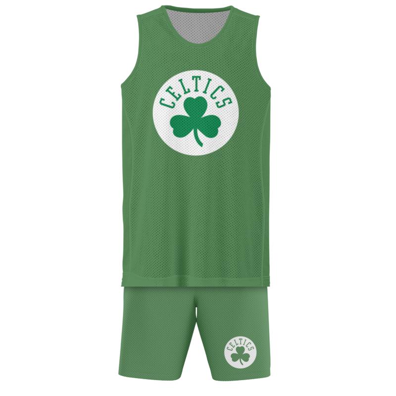 Printio Баскетбольная форма Бостон селтикс