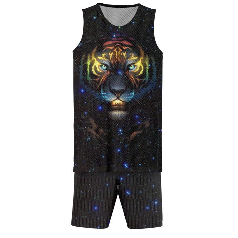 Printio Баскетбольная форма Тигры