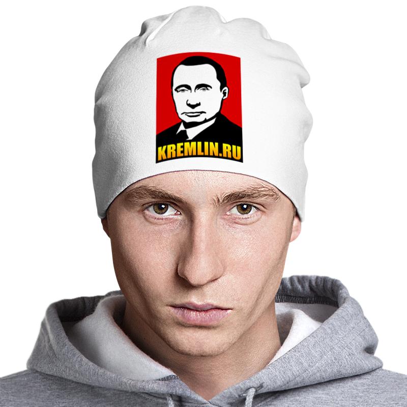 Printio Шапка классическая унисекс Путин