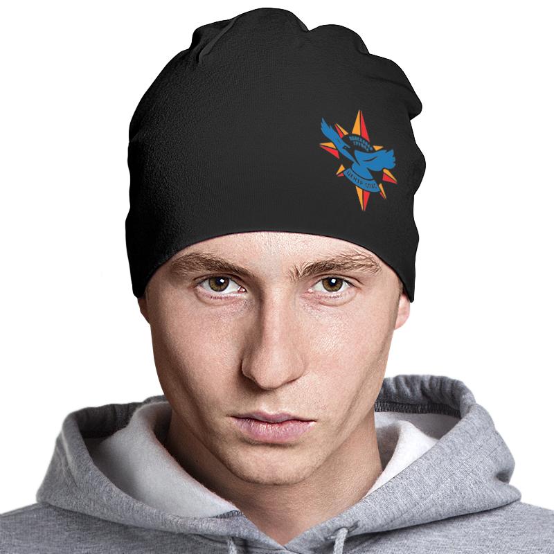 Printio Шапка классическая унисекс Sokolov cap black шапка truespin paris black
