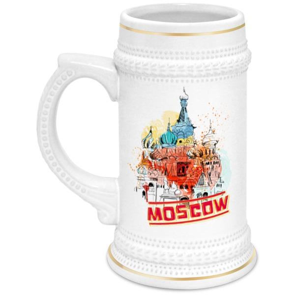 Printio Кружка пивная Москва
