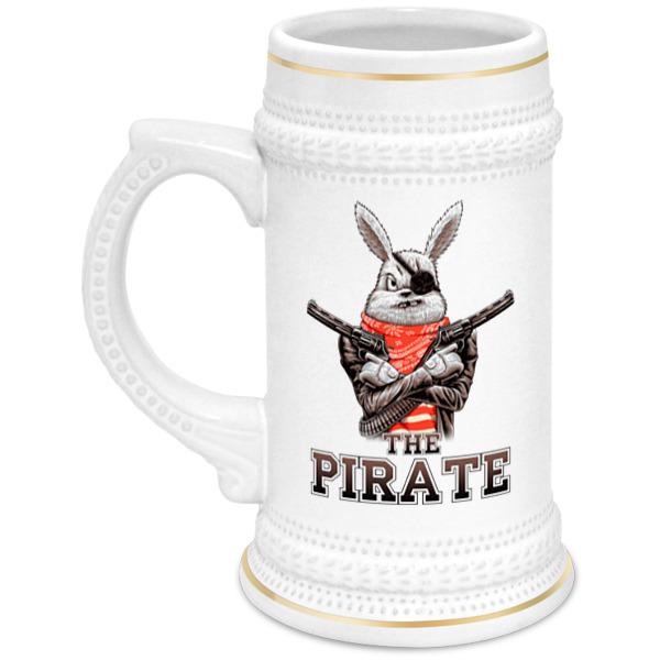 Printio Кружка пивная ☠ the pirate ☠