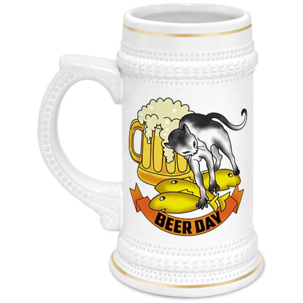 Printio Кружка пивная Beer day