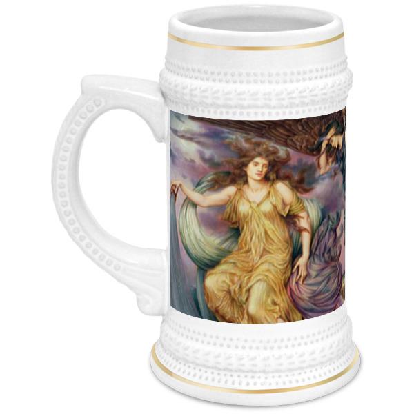 Printio Кружка пивная Духи бури (эвелин де морган) твердые духи принцесса марина де бурбон 14г
