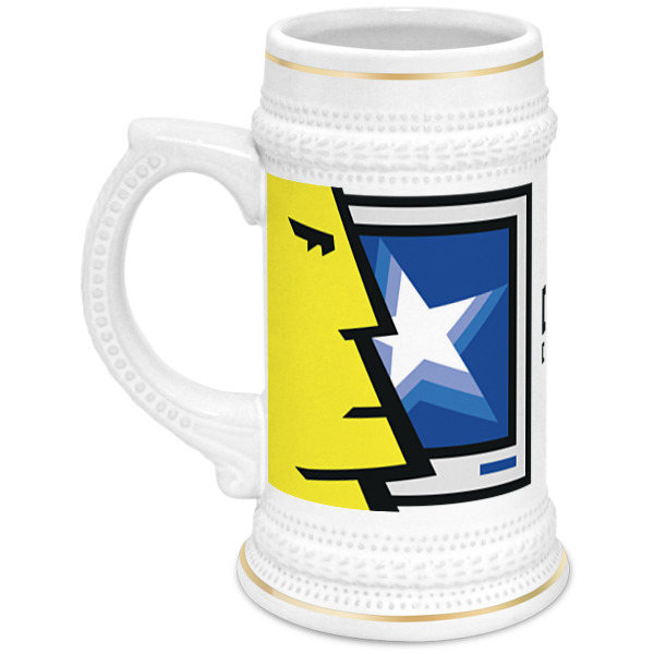 Printio Кружка пивная Cafeparty beer cup