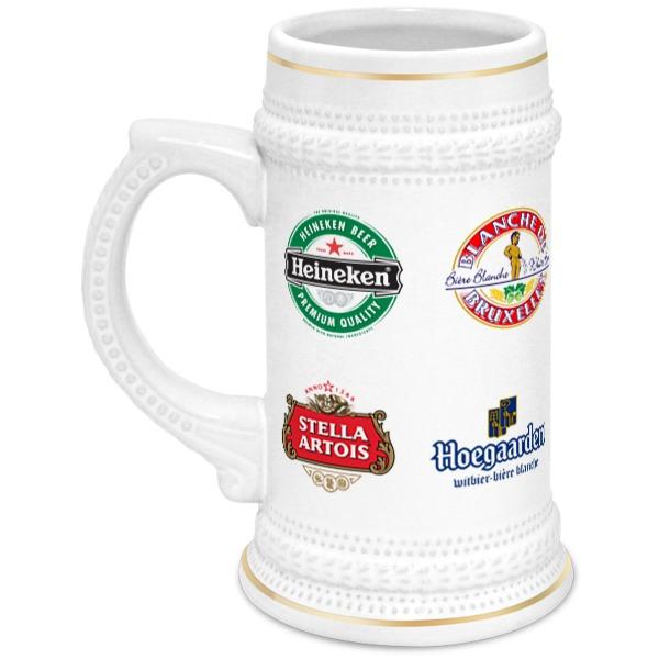 Printio Кружка пивная Beer. пиво